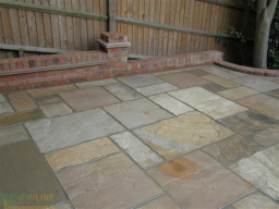 Indian Sandstone Bromsgrove, Worcestershire