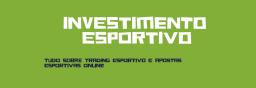 capa do site investimento esportivo