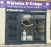 Whitefox & coleys wedding shop & venue stylists leeds