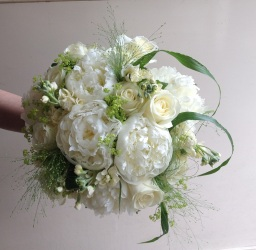 Wedding Bouquets by Flower Design, Ripon
