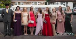 Prom photographs