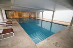 Subterranean Indoor Pool with automatic safety cover