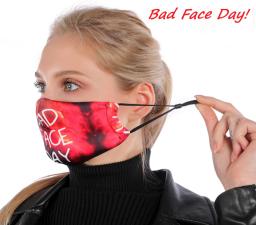 Protective Fashion Face Masks