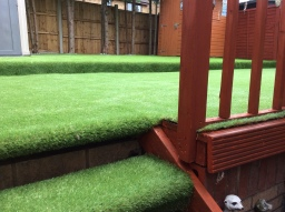 Another Artificial Grass Makeover by Golden Garden