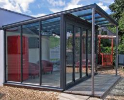 Modern conservatory - Admiral Windows Chilton