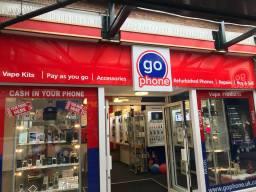 GoPhone shop front