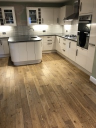 Duston Northampton Kitchen fitter