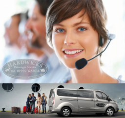 Call Hardwicks Passenger Service for Minibus hire