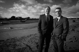 Pembroke's Directors - Keith Relf and Keith Bonner