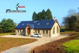 New House Build Moy Killyman Dungannon Tyrone