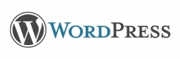 Wordpress Logo Hoz Rgb