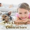 Pro Cleaning Contractors League City