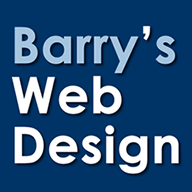 Barrys Web Design