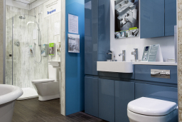 Plumbstore Glasgow bathroom showroom