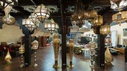 Moroccan Bazaar showroom