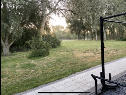 Outdoor space at energie Fitness Kiln Farm