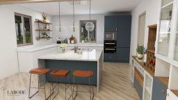 Labode - Kitchen 3D render