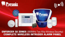 Pyronix Enforcer Alarm
