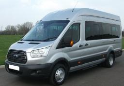 17 Seater Minibus Hire