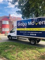 Gago movers van
