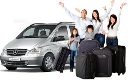 Luton Airport Taxi & Minibus