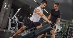 Become a personal trainer with TRAINFITNESS