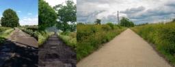 Commercial Road Resurface in Glazebury Warrington