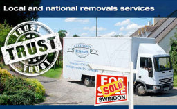 Trusted Local Removals Company Swindon