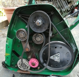 Qualcast/Suffolk Punch gear repair