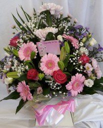 Florist Choice Boxed Handtieds