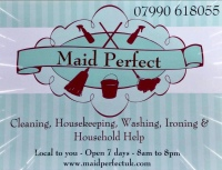 Maid Perfect uk ltd