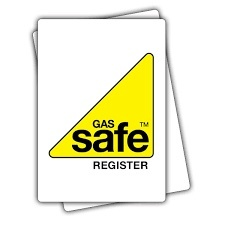 Registered with Gas Safe for LPG and Natural Gas
