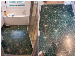 Fulham Bathroom Tiling