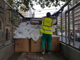 Our Man And Van Team For Waste Clearance in London