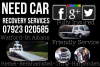 NCR RECOVERY | Car Recovery & Delivery Service