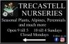 Trecastell Nursery