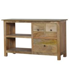 Solid wood tv-unit