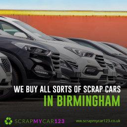 Scrap Car Birmingham