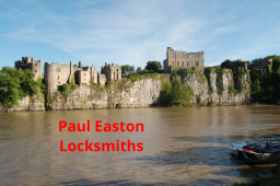 Chepstow Castle Paul Easton Locksmiths