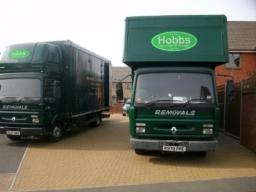 Hobbs Removals Watford