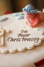 Christenings and Baby Showers