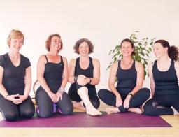 Wonderful Yoga Teachers & Friends