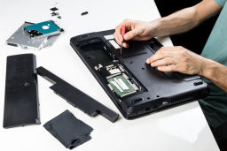 Laptop parts replacements in Brighton & Hove