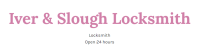 Iver & Slough Locksmith