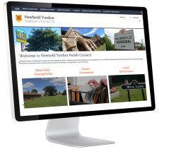 Newbold Verdon Parish Council website