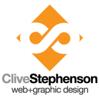 Clive Stephenson Web Designer