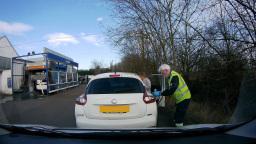 Fuel Drain in Immingham