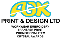 AGK PRINT & DESIGN LTD