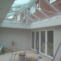 The Orangery in conjunction with Jayplastering