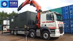 HIAB Crane Lorry Hire